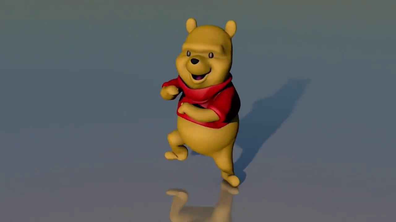 Hotel Room Pitbull Winnie The Pooh
