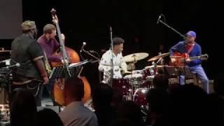 Jonathan Barber Vision Ahead Rainy Days Jazz Festival