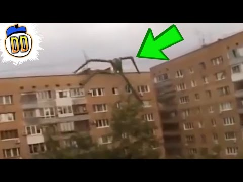 10 Unexplainable Videos That Will Give You Chills