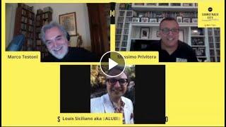 Louis Siciliano - Soundtrack City in Pillole #10