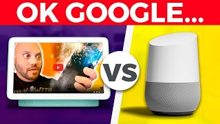 Google Home Hub vs. Google Home - The Best Smart Home Assistants!
