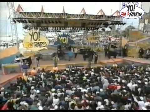 Black Sheep - The Choice Is Yours (Live) @ Yo MTV Raps (S.B.) 1992