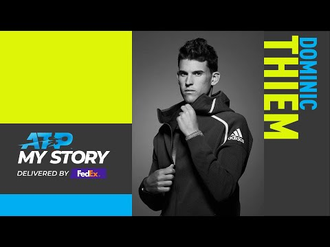 WATCH: Thiem shares why he plays for the ocean