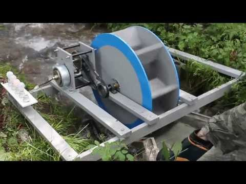 Water Power Generator Part 2
