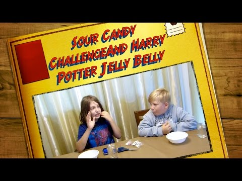 sour-candy-challenge-and-harry-potter-jelly-belly-|-by-snakyland