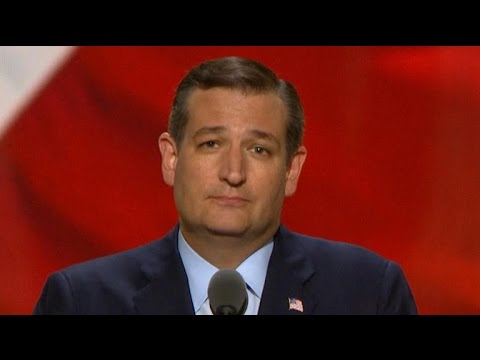 Ted Cruz addresses RNC