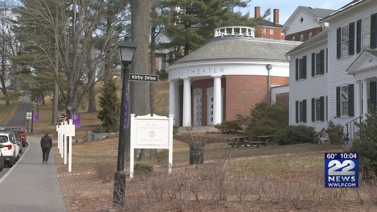 Amherst College Will Hold Classes Remotely Over Coronavirus ...