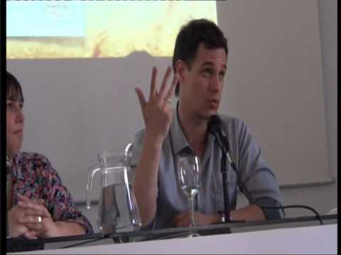 """Christian Gálvez. Presentación del libro """"Matar a Leonardo"""