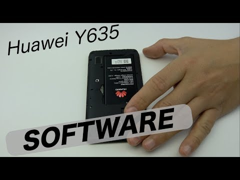 Huawei Y635 Problema Software