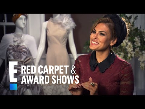 Eva Mendes Gushes Over Her 2 Daughters | E! Live from the Red Carpet