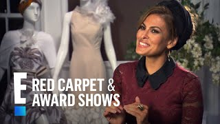 Eva Mendes Gushes Over Her 2 Daughters | E! Red Carpet & Award Shows Video