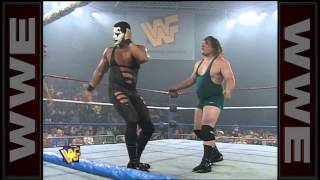 Phantasio makes his WWE debut: Superstars, July 16, 1995