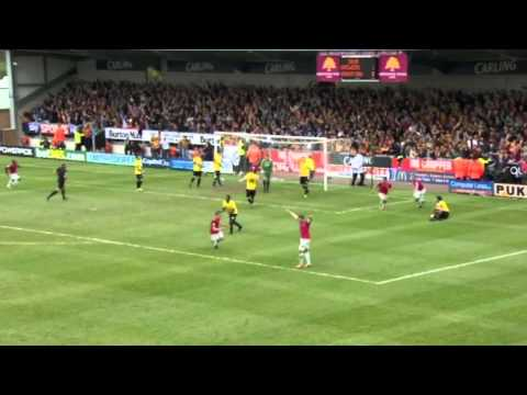 GOAL: Nahki Wells - Burton Albion vs Bradford City (Play Offs)