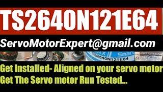 Tamagawa TS2640N121E64 TS 2640 N 121 E 64  Align Adjust Stober Servo Motor India Delhi + UAE Dubai
