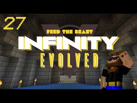 Minecraft: FTB Infinity Evolved - Ep.27 - Building Guide