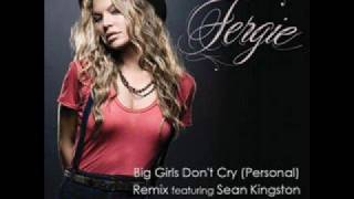 "Fergie ""Big Girls Don"