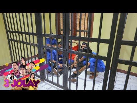 Wuaduhhh, Jodi, Jopi dan Jono Masuk Penjara  - 3 Jolay Episode 22