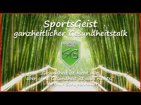3 Jahre SportsGeist Heilbronn Jubiläumsstream - Eure Fragen zum Thema Gesundheit
