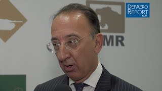 Video DSEI 2017: Domecq on EDA's Role in EU's Permanent Structured Cooperation on Defense download MP3, 3GP, MP4, WEBM, AVI, FLV September 2018
