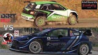 Dirt Rally 2.0 vs Richard Burns Rally