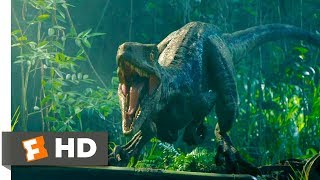 Jurassic World: Fallen Kingdom (2018) - Reunited with Blue Scene (2/10) | Movieclips