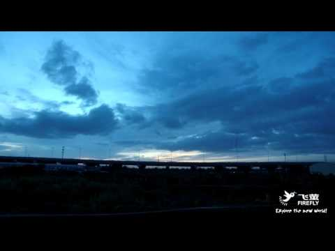 Firefly 8S time lapse video Jun 27