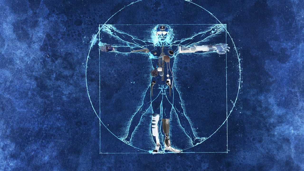 Reengineering The Anatomy Of The Vitruvian Man Youtube