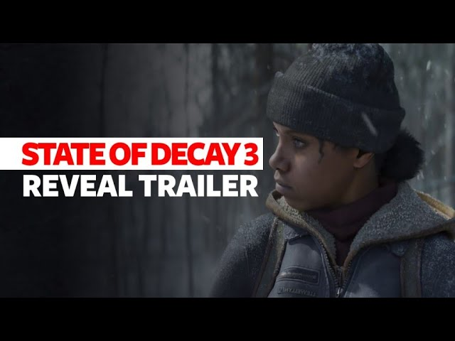 State Of Decay 3 Trailer - Xbox Game Showcase