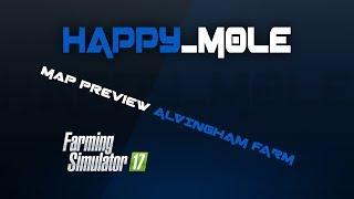 "[""ALVINGHAM FARM 2018"", ""Map preview"", ""fs17"", ""farming simulator 17""]"