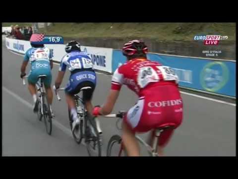 Cycling - Giro d'Italia 2010 Part 2