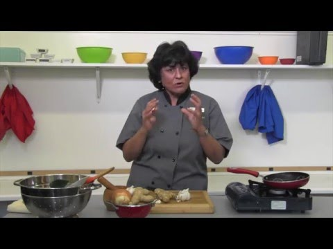 "Farhana Sahibzada on ""How to Make a Tasty Curry?"""