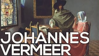 Johannes Vermeer: A collection of 41 paintings (HD)