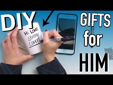 Diy Gifts For Your Boyfriend Gift Ideas To Make Him