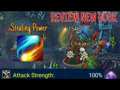 """Warspear Online - Review New Skill Warden """"Stealing Power"""""""