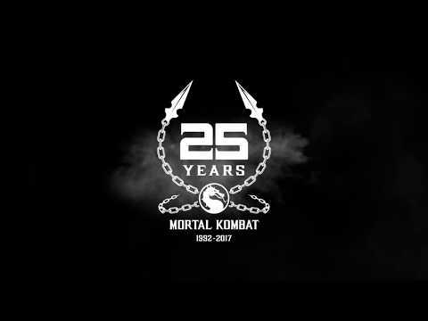25 Years of Mortal Kombat!