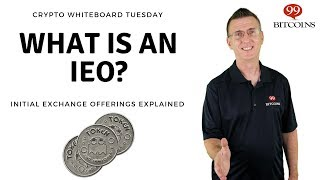 What is an IEO? Initial Exchange Offerings Explained Simply