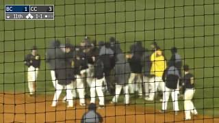 Baseball vs Berea Highlights