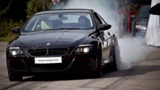 BMW M6 ASR vs Audi RS6 Evotech