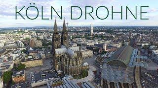 Liebe deine Stadt (Drohnen Edition KÖLN) | Köln von oben | 4K