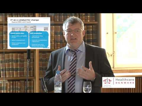 Healthcare DENMARK Presentation - Claus Kjærgaard, Systematic