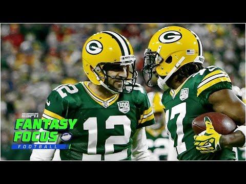 Fantasy Focus Live! Bears Vs. Packers Week 1 Preview