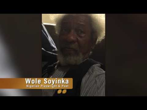Wole Soyinka - What I Discussed With President Buhari And My Impression Of Him