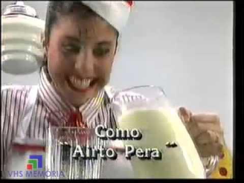 Abertura Milk Shake - Rede Manchete (1989)