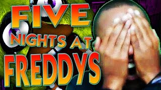 """""""we Love That Chicken From Popeye's"""" - [five Night's At Freddy's Night #3]"""
