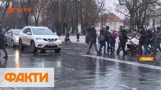 От 12 до 300 евро: как в Литве наказывают пешеходов и водителей