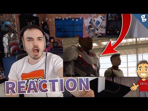 AVENGERS ENDGAME : NOUVEAU TRAILER & REACTION ! C'est ENORME !