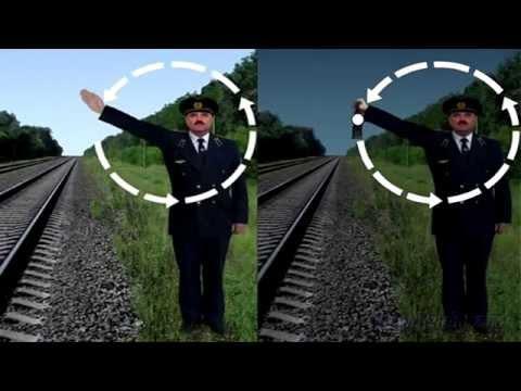 4. Ручные и звуковые сигналы.