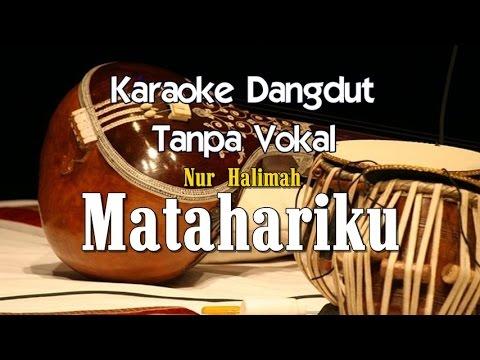 Karaoke Rhoma Irama ft Nur Halimah - Matahariku