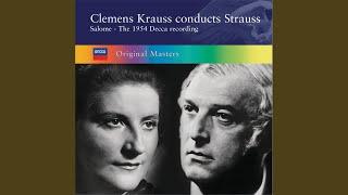 R. Strauss: Salome, Op.54 / Scene 4 - Still, sprich nicht zu mir!