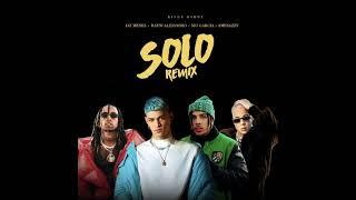 Play Solo Remix (with Rauw Alejandro & Nio Garcia feat. Amenazzy)